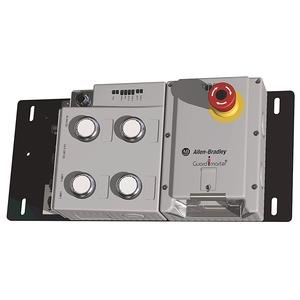 Allen-Bradley 442G-MABRB-UR-E0JP4679 Lock Module, 442G Access, Unique Code, Right-Hand Guard, E-Stop, 4 Button