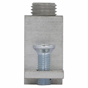 Eaton NLP20 Neutral/Ground Lug, 125A, BR and CH Series, Cu/Al Rated