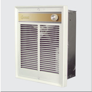 Qmark CWH1151DS Q-MARK CWH1151DS 1.5KW 120VFAN FORCED HEATER