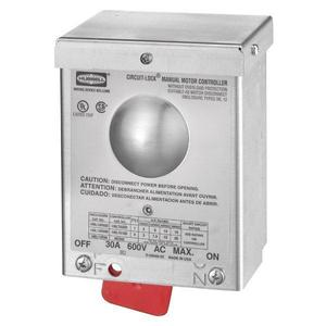 Hubbell-Wiring Kellems HBL13R89D 30A 600V 3P DISC SW