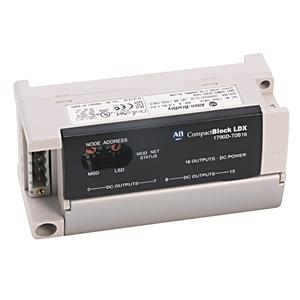 Allen-Bradley 1790D-T0V16 COMPACTBLOCK LDX 16