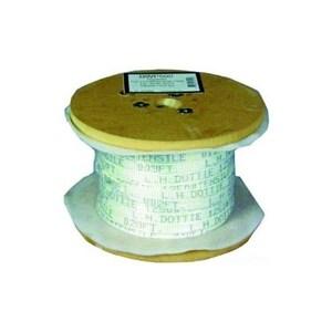 "Dottie DWP3000 Polyester Pull Line/Measuring Tape, 1/2"" x 3000', 1250 lbs"