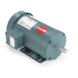 Leeson 120923.00 2 HP TEFC MOTOR