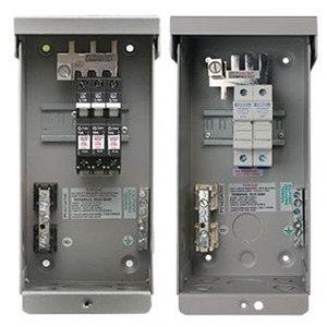 Midnite Solar MNPV3 Combiner Box, 3-Input, 60A, 150/600V