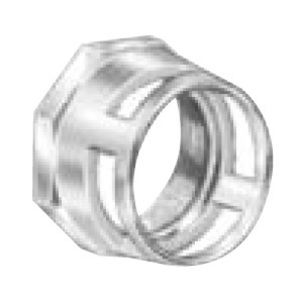 ABB CR104PXG04 Push Button, Octagonal Operator Mounting Ring, Guarded