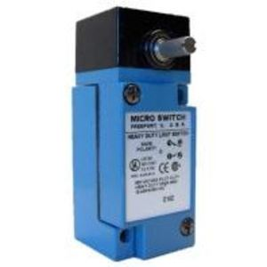 Micro Switch LSQYAB4L347 Limit Switch, Side Rotary, SPDT, Maintained Contacts, HDLS series
