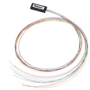 Panduit FO12CB Fan Out Kit, Build up 250 um to 900um Fiber, 1 M, for 12 Fibers