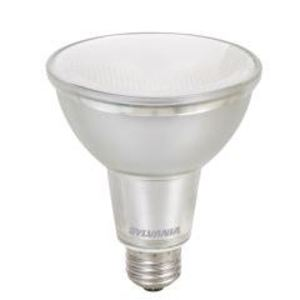 SYLVANIA LED10PAR30LNDIM830FL40GL3WRP LED Lamp, Dimmable, PAR30L, 10 Watt, 120V, 3000K, 825 Lumen