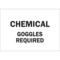 22381 CHEMICAL & HAZD MATERIALS SIGN