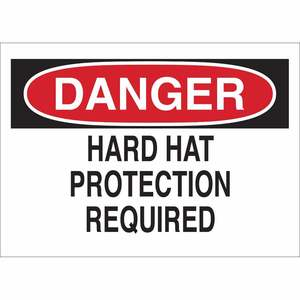 25216 PROTECTIVE WEAR SIGN