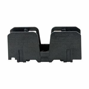 Eaton/Bussmann Series BCM603-1S Fuse Block, 1P, 30A, 600V AC/DC, Class CC, Screw Lug, 200kAIC