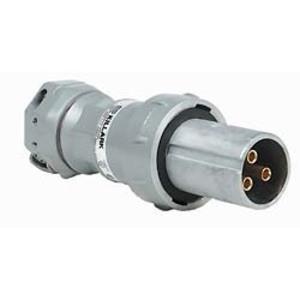 Hubbell-Killark VP10487 100a 3w4p Plug Assy.