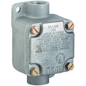 """Hubbell-Killark JLC-10 KLRK JLC-10 1/2"""" ALUM JL C TYPE W"""