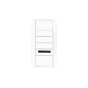 Lutron SPS-5WC-WH Master Control, Spacer Systems, 120V, White