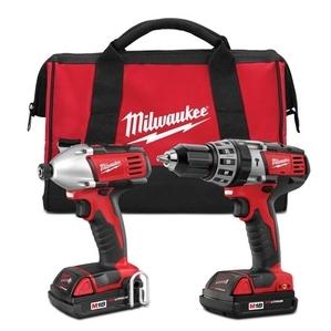 Milwaukee 2697-22CT M18 Cordless Tool Kit