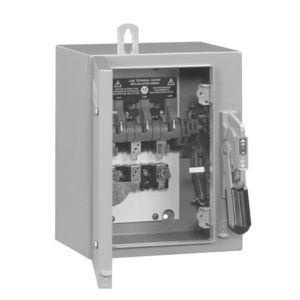 Allen-Bradley 1494G-BF3N Disconnect Switch, Heavy Duty, 30A, 600VAC, NonFused, Type 3R/4/12
