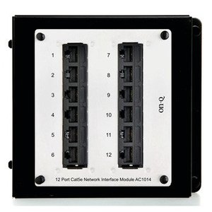 ON-Q AC1014 Interface Module, 12 Receptacles