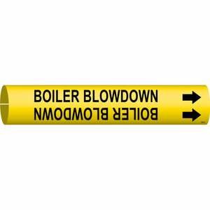 4015-A 4015-A BOILER BLOWDWN YEL/BLK STY