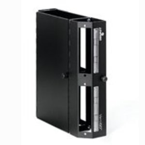 "Leviton 49280-AP6 SDX Adapter Plate VertiGo Zero-U Panel, 6"" Channel *** Discontinued ***"