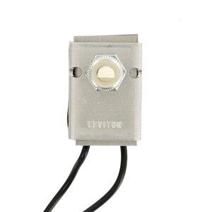 Leviton 6204 Rotary Dimmer, Lamp Base, Leviton