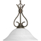Progress Lighting P5091-20 1-100W MED PENDANT *** Discontinued ***