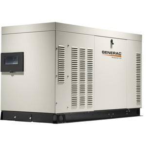 Generac RG03824ANAX Generator, Standby, Protector Series, 38kW, 120/240VAC, 175A