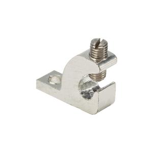 Panduit LIAS1/0-14-L Tin-Plated Aluminum Lay-In-Lug, Dual Rat