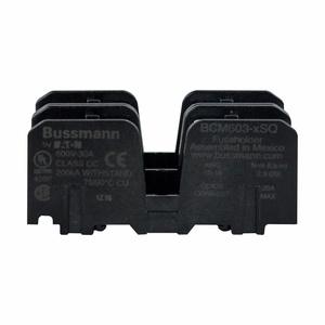 Eaton/Bussmann Series BCM603-2SQ BUSS BCM603-2SQ CC FUSE BLOCK W/ SC