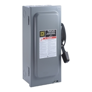 CD322N SWITCH 60A 208V DISCONNECT