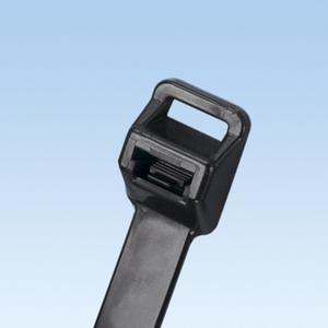 Panduit PRT12EH-C0 Cable Tie, Releasable, 40.1L (1019mm), E