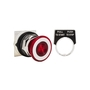 9001KR9R  PUSH BUTTON RED