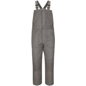 VF Imagewear BLC8GY-LN-M-EL7517-LUF 14OZ MED LONG ARC RATED DELUXE INSULATED BIB OVERA
