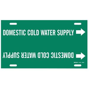 4050-F 4050-F DOMESTIC CLD WATER SUP/GRN