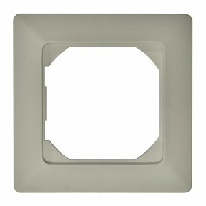Intermatic BEZ-72U Bezel, 72 Mm, Gray