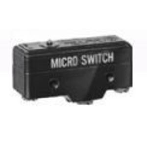 Micro Switch BZ-2R-P4 Switch, Premium Basic, Pin Plunger, 15A, 250VAC, 1PDT