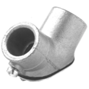 "Bridgeport Fittings 62-DC EMT Pulling Elbow, Set Screw, 3/4"", Aluminum"