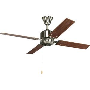 "Progress Lighting P2531-09 North Park 52"" 4-Blade ceiling fan"