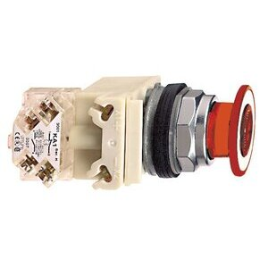 9001KR9P35LRR PUSHBUTTON OPERATOR 30MM T