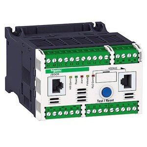 Square D LTMR100MFM Motor Controller, 5-100A, 100-240VAC, ModBus, LTMR, TeSys T