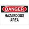 22750 CHEMICAL & HAZD MATERIALS SIGN