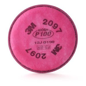3M 07184-EA *Not Available* P100 PARTICULATE FILTER 50 PK/CS, 2/PK (100/CS)