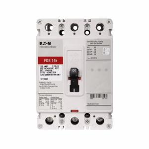 Eaton FDB3100LW02 FDB 3 POLE 100 A