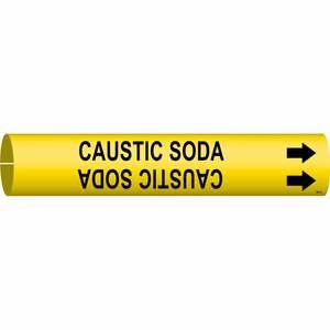 4021-D 4021-D CAUSTIC SODA/YEL/STY D