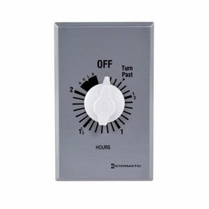 Intermatic FF32HH Spring Wound Timer, 2-Hour, SPDT, 125-277V