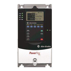 Allen-Bradley 20AD2P1A3AYNADC0 POWERFLEX 70 AC DRIVE 2.1 A AT 1 HP 20A
