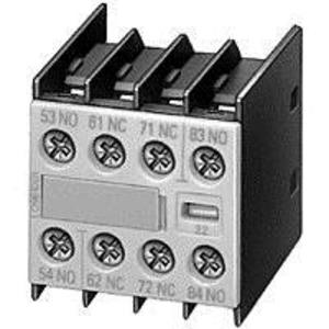 Siemens 3RH1911-1FA20 AUXILIARY FRONT ,S00,2NO