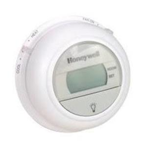 Honeywell T8775C1005 Thermostat, Digital, Non-Programmable, 24V, Heat/Cool and Heat Only