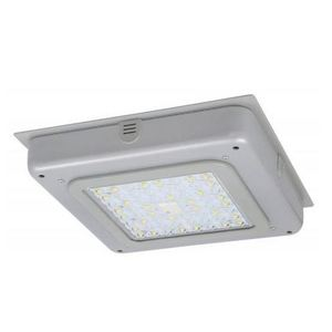 SYLVANIA GARAG1A/055UNVD740/G5/SV/D LED Garage Fixture, 55 Watts, 4000K, 6200 Lumen, 120-277V