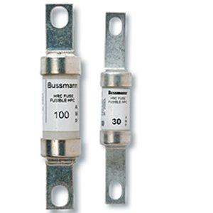 Eaton/Bussmann Series 80K07CR 80 Amp HRC Form II Current Limiting Fuse, 600Vac/250Vdc