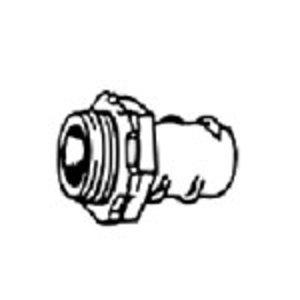 Thomas & Betts XC844 1 1/4 CONN,SCREW-IN,AC/FLEX,DC,INS